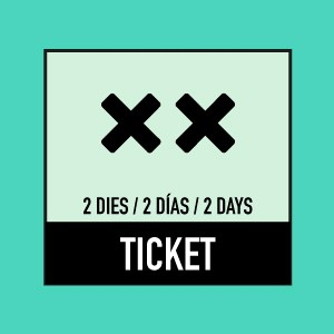 2-Day Ticket