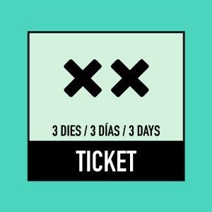 3-Day Ticket