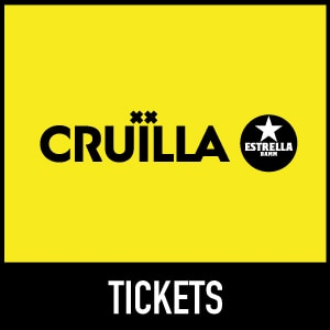 Entrades Cruïlla 2019 boto