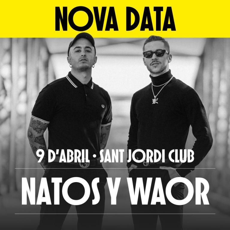 Natos y Waor 2021