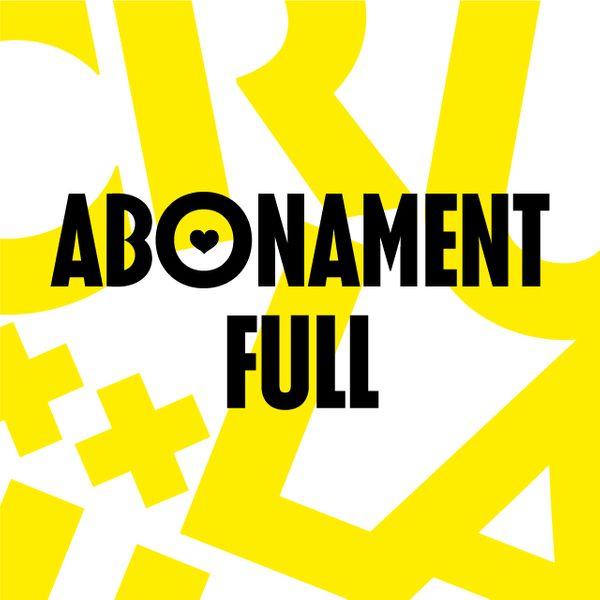 Abonament Full 2022