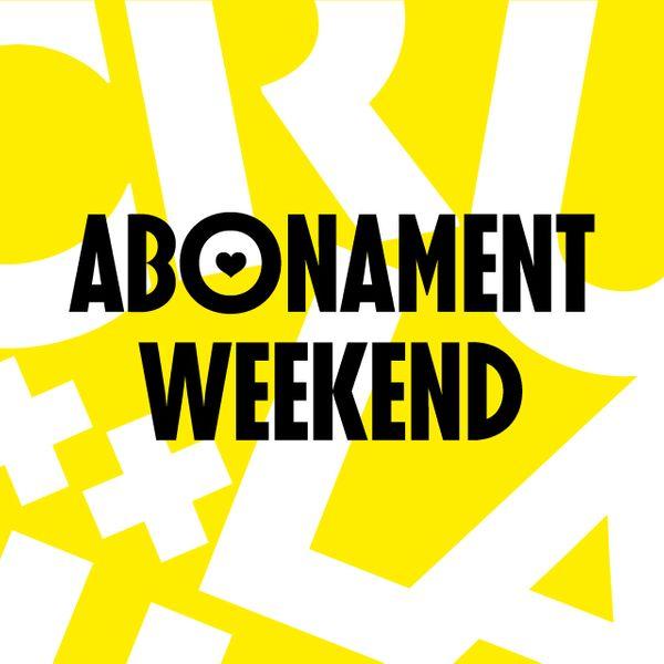 abono Weekend 2022