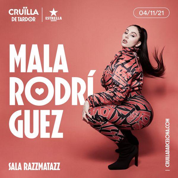 Mala Rodriguez Cruilla tardor